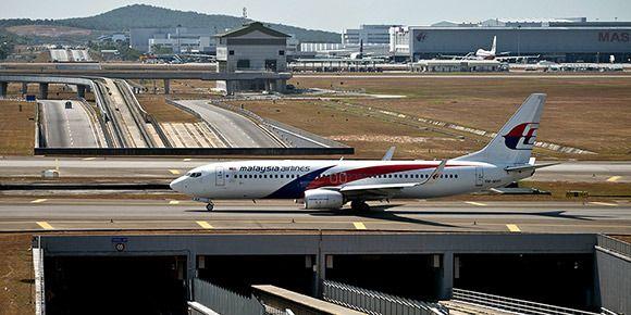 Vol MH370: le cap du Boeing modifié par l'ordinateur de bord