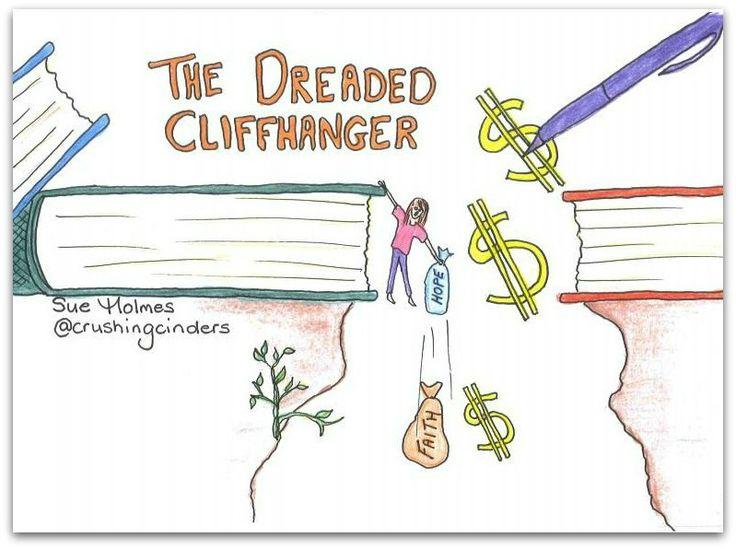 Framed Dreaded cliffhanger
