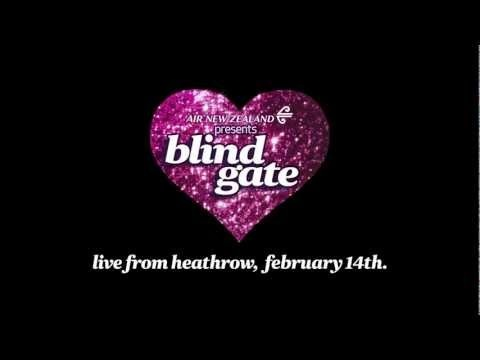 Air New Zealand Presents Blind Gate - Show Preview