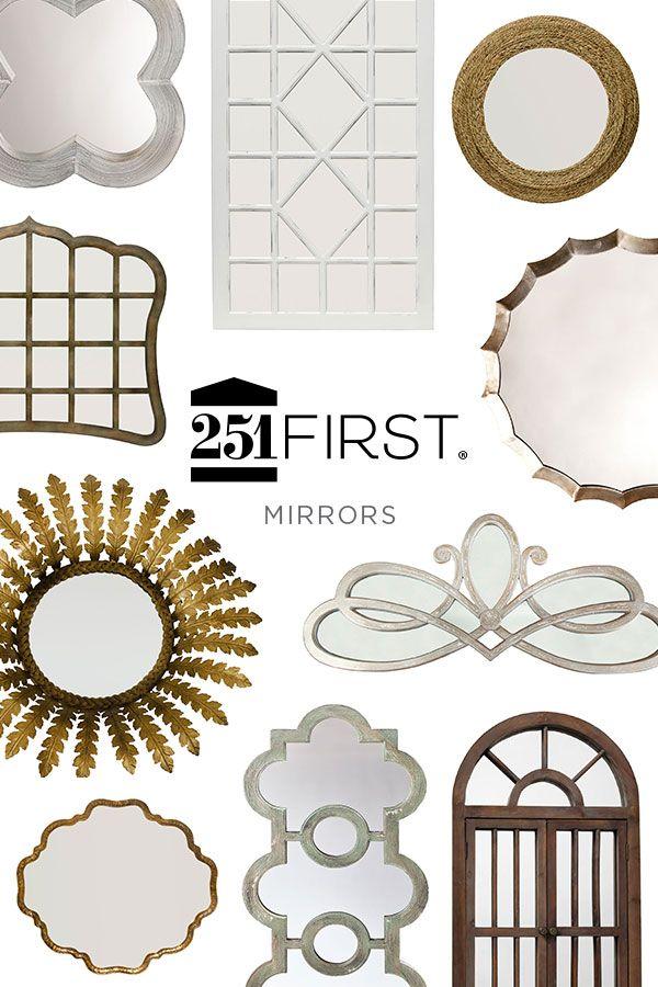 251 First Mirrors Mirror Bellacor Free