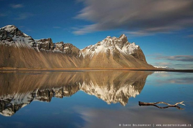 Iceland reflections.... what beauty!