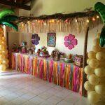 Este articulo esta disponible en: Fiesta hawaiana Aprovechando que el calor se avecina y si tienes que preparar un evento infantil en fechas próximas que te parece si la realizasunaFiesta