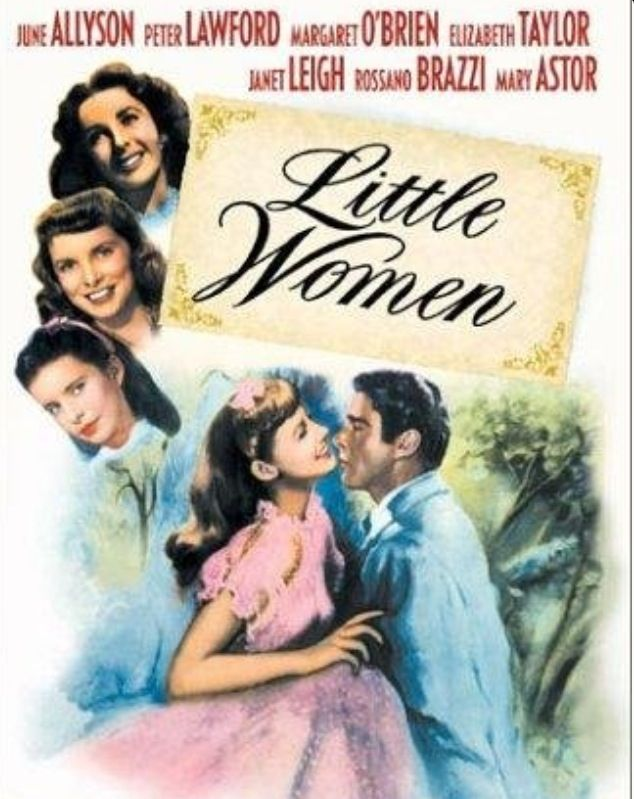 "Classic movie ""Little Women"" this original version is sooo good.  A must see!"