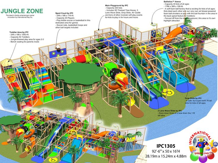 241 best family entertainment centers indoor play for Indoor playground design ideas