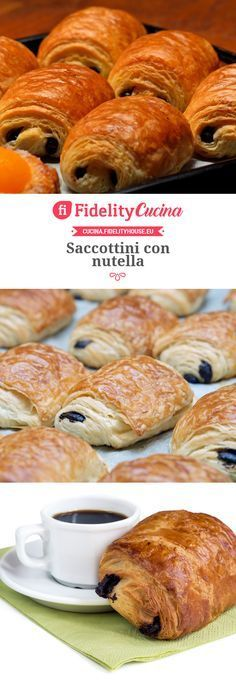 Saccottini con nutella