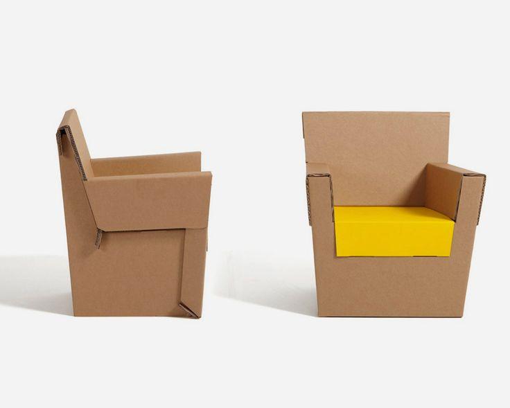 Kubedesign srl— итальянская компания, которая уже непервый год радует своих клиентов мебелью изготовленной изгофрокартона. Этоистолы, истулья, идиваны, имногое другое.   Вот например один изпредметов мебели, который есть вкаждом доме— кресло. Kubedesign srl предлагает иэтот предмет, изготовленный изгофрокартона, называется оно Xanta.   Xanta— элегантное кресло изгофрированного картона сложной конструкции. Унего, какиувсех кресел, есть спинка иподлокотники. Оно доступно…