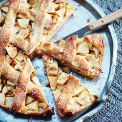 Het recept voor Limburgse appelvlaai vind je op ZTRDG.nl.