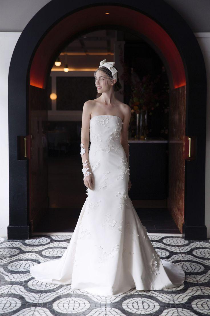 15 besten Lela Rose Bridal Spring 2018 Bilder auf Pinterest ...