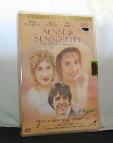SENSE-AND-SENSIBILITY-DVD-Special-Edition-NEW-Region-3