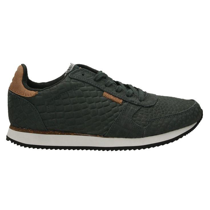 Sneakers Woden Ydun Croco #sneakers #zapatillas #moda #verano