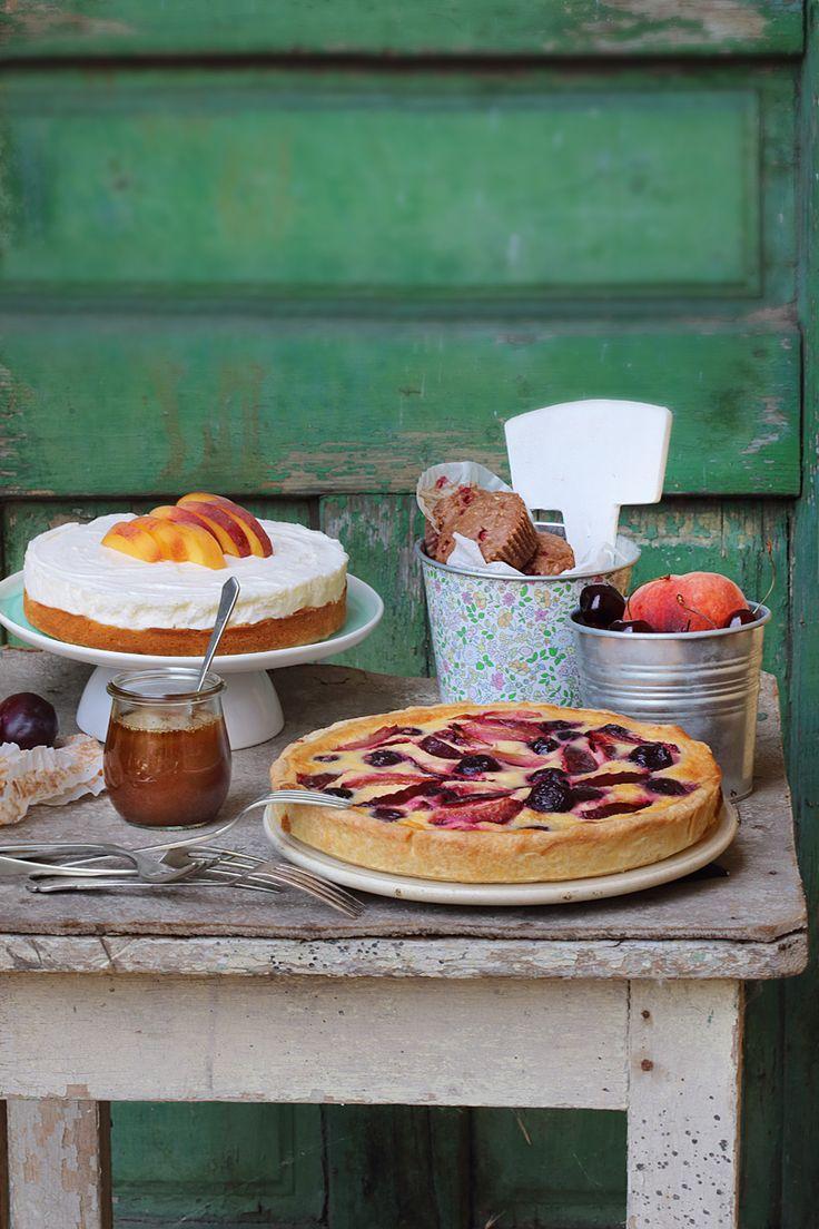 summer cakes / Zita Csigó Photography&Styling