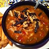 Chili's Bar and Grill Copycat Recipes: Chicken and Sausage Soup