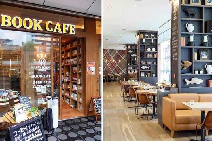 ¡Las cafeterías literarias están a la orden del día! Te damos las claves para decorarlas siguiendo tres posibles estrategias de enfoque y diseño.