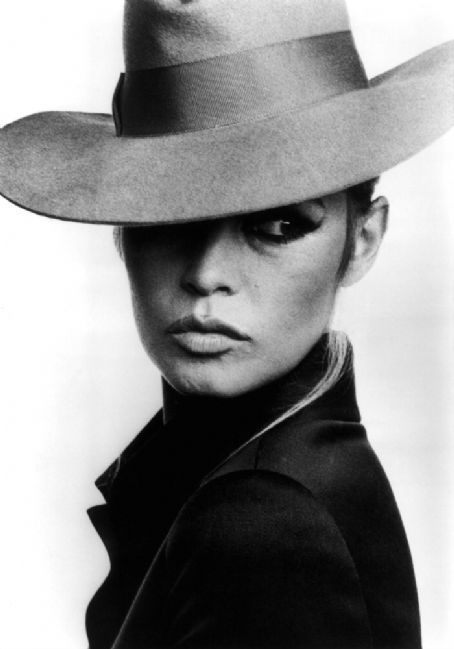 Brigitte Bardot @Nick C C Goodey.
