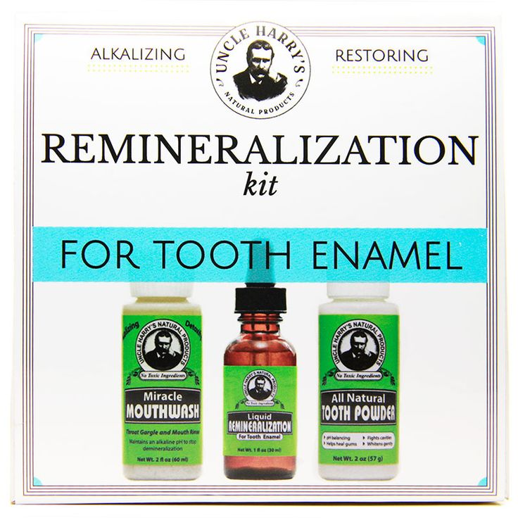 Anyone know if this works?! Remineralization Kit for Tooth