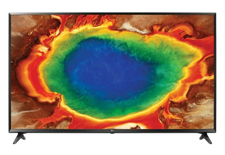 TV LG 49UJ630V UHD 4K pas cher prix Téléviseur 4K Fnac 599.00 € TTC au lieu de 699 €