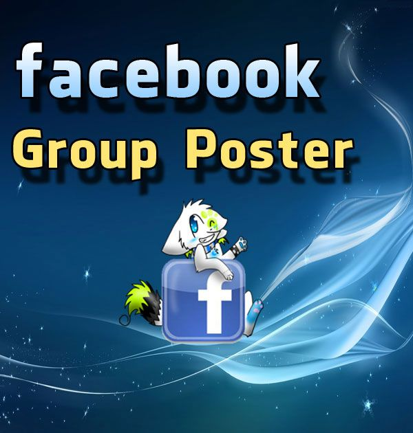 Facebook Group Poster is an incredibly powerful software allowing you to automate your Facebook Marketing by automatically joining and posting to groups!