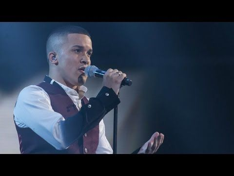 Jahmene Douglas sings The Fugees Killing me softly - Live Week 4 - The X Factor UK 2012