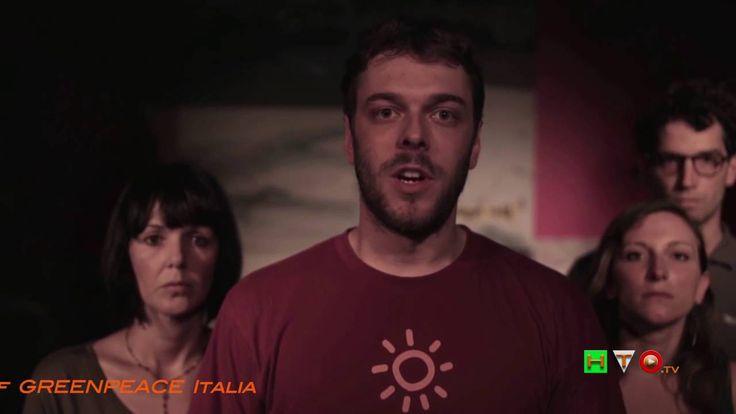 GREENPEACE ITALIA compie trent'anni: Per il compleanno accendiamo il sol...