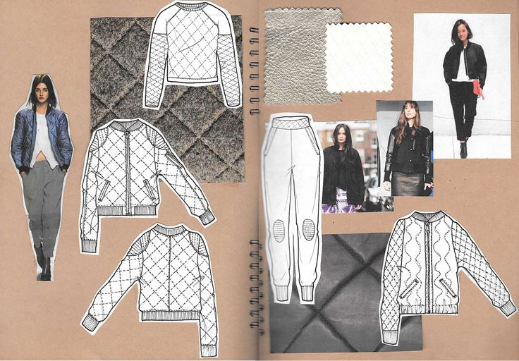 Fashion Sketchbook - fashion drawings; fashion design process; fashion portfolio…
