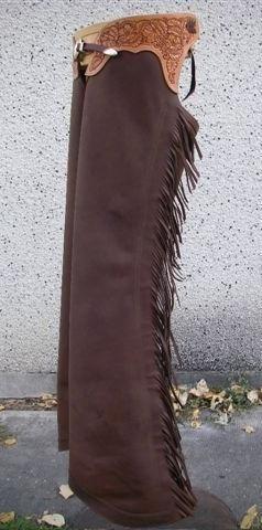 Chinks Chaps Amitas - Gear Cowboy Wade Saddles Steve Mason Custom Saddles