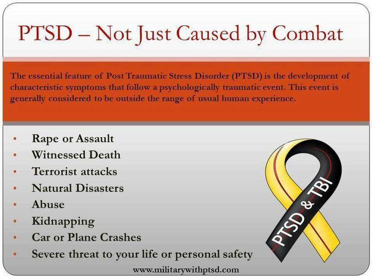 ptsd notes What is post-traumatic stress disorder, or ptsd ptsd is a disorder that some people develop after experiencing a shocking, scary, or dangerous event it is natural to feel afraid during and after a traumatic situation this fear triggers many split-second changes in the body to respond to danger.