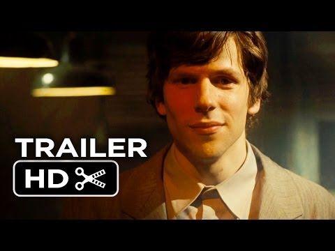 The Double Official Trailer #1 (2014) - Jesse Eisenberg, Mia Wasikowska Movie HD - YouTube