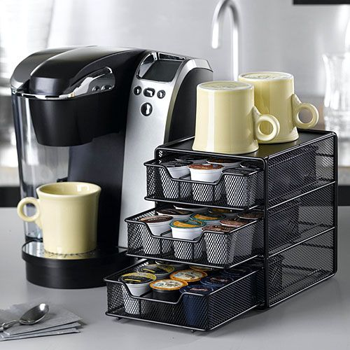 Have A Keurig Organize Your K Cups With Style Shop K Cup