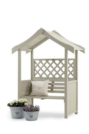 High Quality Relaxing In The Garden Just Got A Whole Lot More Enjoyable With This  Salisbury Arbour Seating