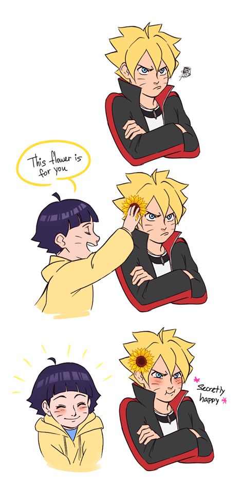 Himawari and Boruto