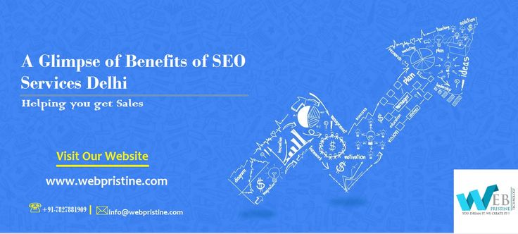 A Glimpse of Benefits of #SEO #Services Delhi... #PPC #SMO