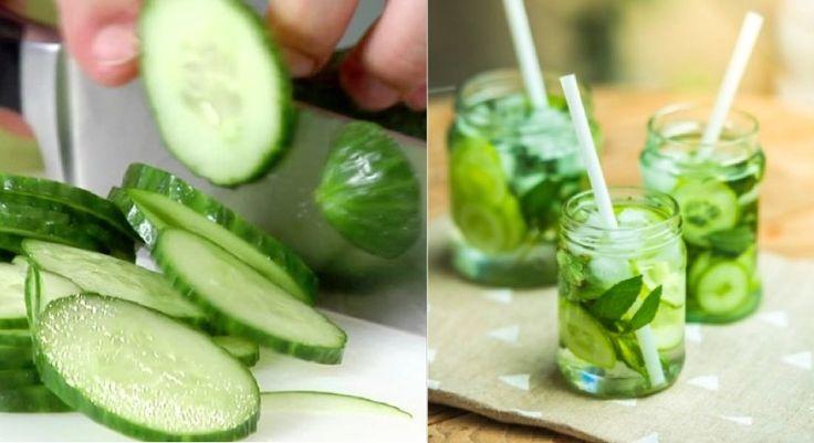 La préparation d'eau au concombre et ses 9 bénéfices pour la santé noté 4.5 - 4 votes Tout le monde parle tout le temps de l'eau au citron et de ses multiples bénéfices pour la santé. Pourtant, ce n'est pas la seule alliée simple qui se trouve à portée de main. L'eau au concombre est...