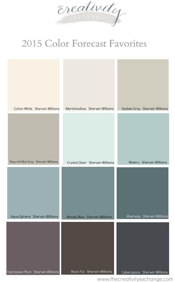 Bathroom Color Trends 2014 315 best color inspiration images on pinterest | colors, interior