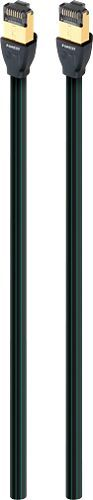 AudioQuest - RJE Forest 26.2' In-Wall Ethernet Cable - Black/Green, RJEFOR08