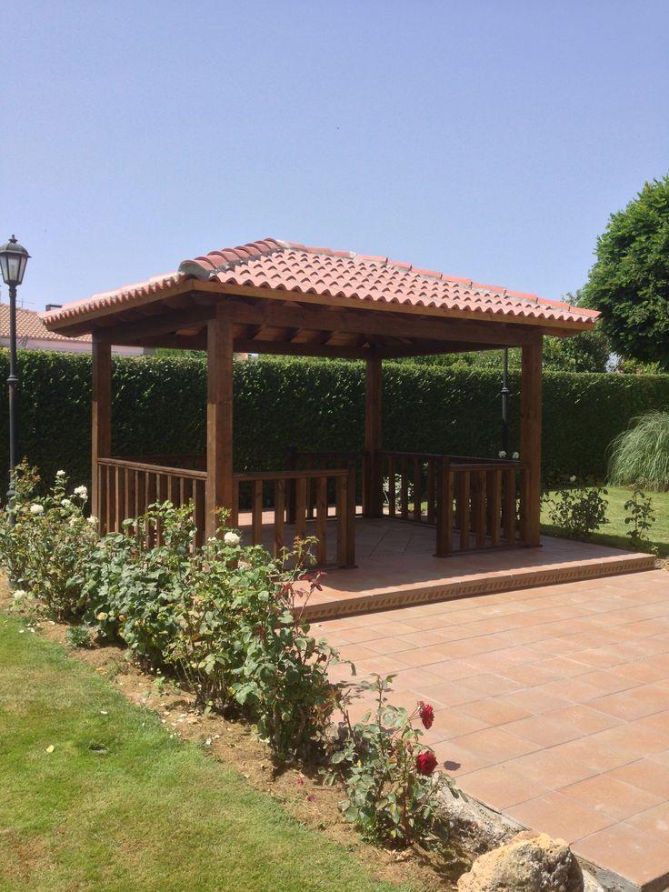 1000 images about porches on pinterest posts a 4 and tes - Casas con porche ...