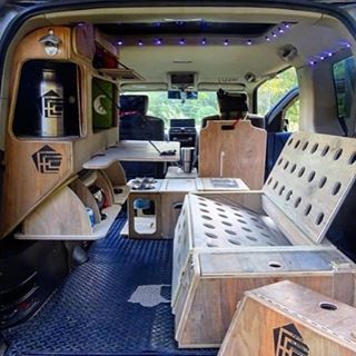 #obsessed ---- The Honda Element Micro Camper System. Install or remove in minutes without modification to the Element. ••••• Repost from @fifthelementcamping FifthElementCamping.com ••••• #VanCrush #Vanlife