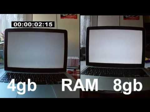 Apple Macbook Pro 4GB Ram 13.3-Inch Laptop Intel Core i5 4 GB DDR3 RAM 5...