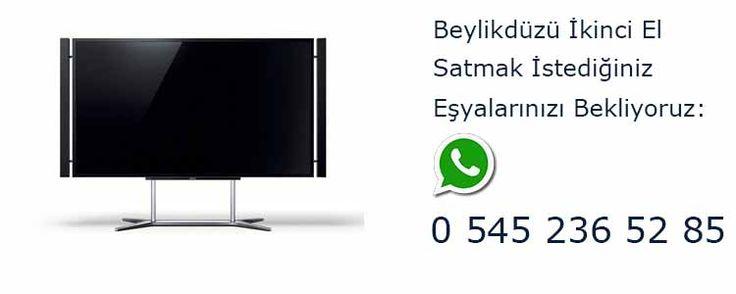 Beylikdüzü İkinci El Televizyon satmak istiyorsanız Beylikdüzü ikinci el eşya alan yerler olarak bizlerle iletişime geçin televizyonunuzu satın alalım.