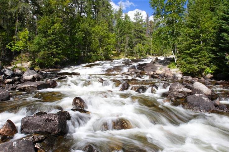 Rushing River Provincial Park - Ontario Parks, near Kenora Ontario