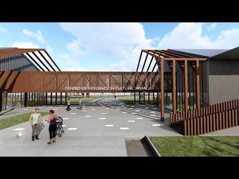 REC CBA - Centro de Integración Cultural Inriville - Tesis de Arquitectura - FAUD Córdoba - YouTube