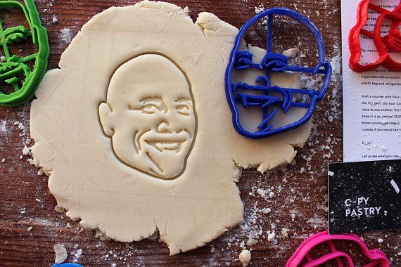 Dwayne Johnson Cookie Cutter
