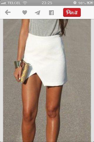 #Faldas #Cortas
