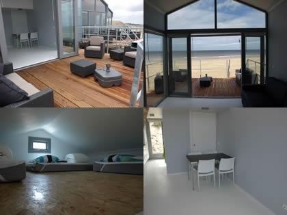 Walcheren, Zeeland Slaapzand.nl - Slaapstrandhuisjes