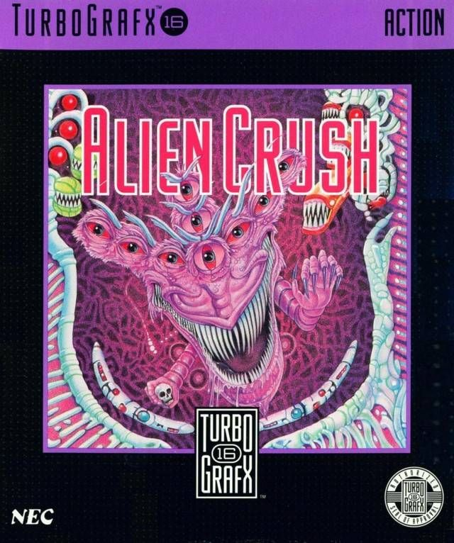 Alien Crush (TurboGrafx-16) – http://www.megalextoria.com/wordpress/index.php/2016/10/31/alien-crush-turbografx-16/