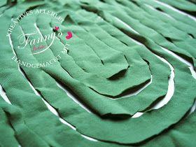 Fanny♥s liebste: Tipp zu T-shirt Garn selber machen