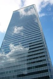 December 11, 2012  British-based bank HSBC will pay U.S. authorities $1.9 billion in a settlement over money laundering for drug cartels and countries under sanctions, the largest ever such penalty.    8 Canada Square, the world headquarters of HSBC in Canary Wharf, London