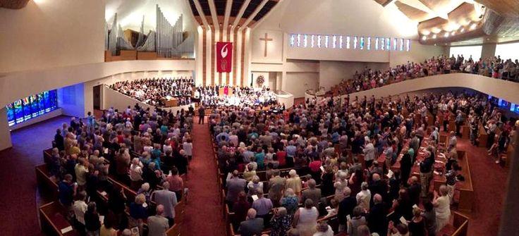 Прихожане Первой баптистской церкви Гринвилла одобрили однополые браки - БОГ НЬЮЗ - BOG NEWS - Новости в Божьем контексте