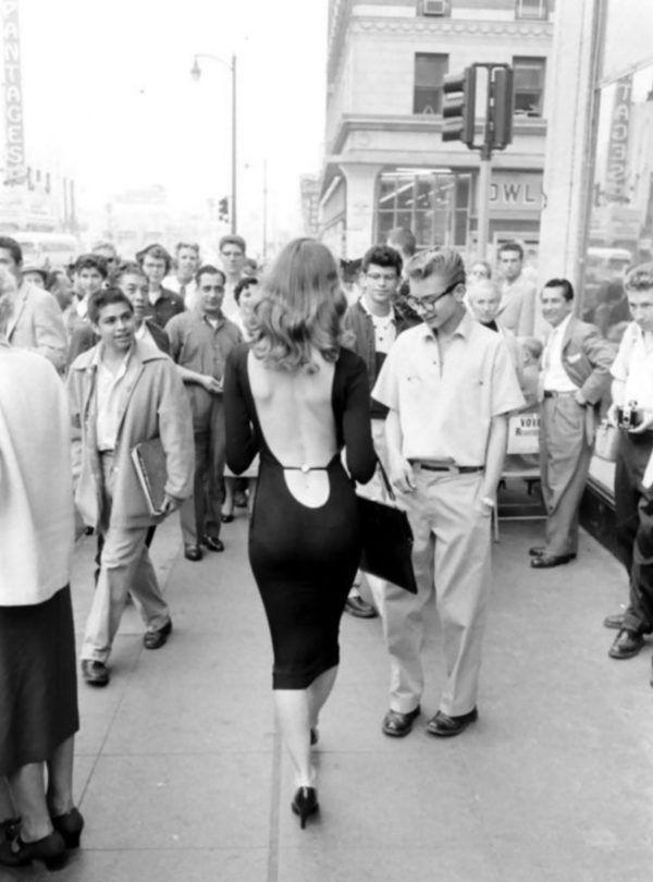Das Foto, das die Mode für immer verändert hat.  #immer #verandert – Skirt Ideens