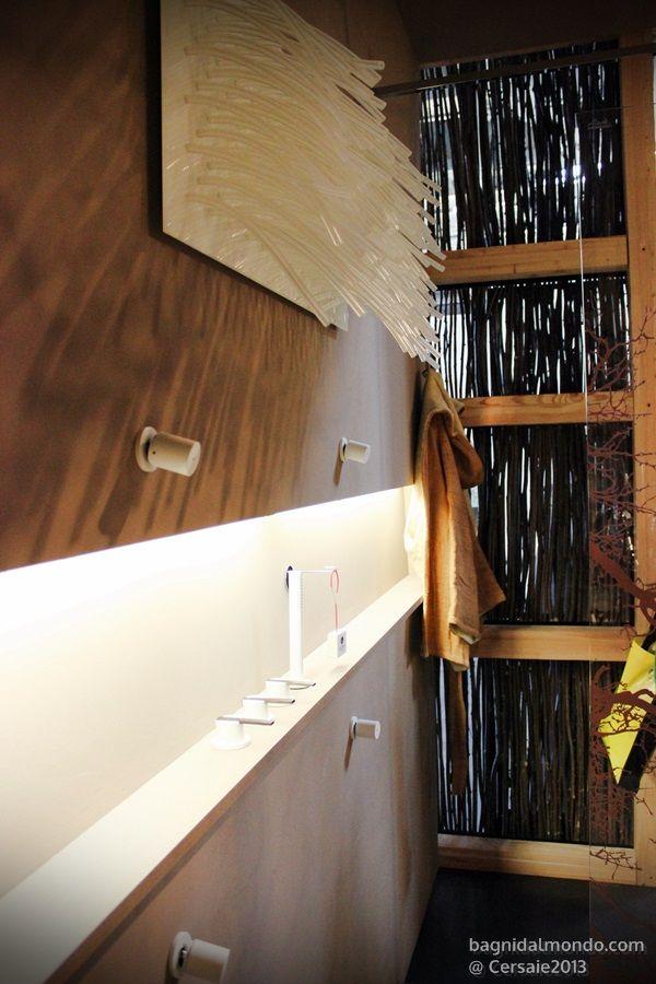 Glass idromassaggio bathroom design cersaie 2013 - Fiera del bagno bologna ...
