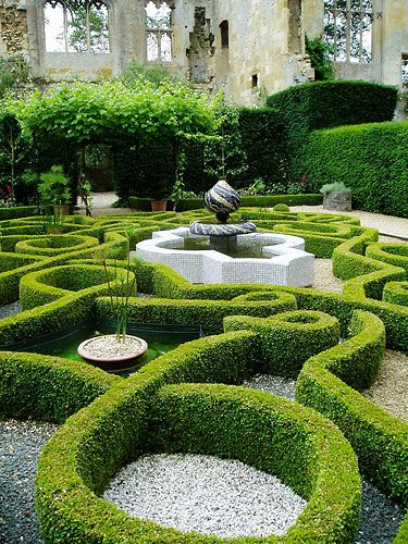 100 Best Images About Knot Gardens On Pinterest
